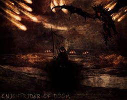 Knightrider Of Doom by MrTinyx