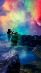 The Peak Dancer by MrTinyx