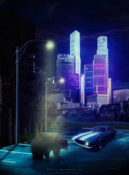 Under The Spotlight by MrTinyx