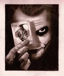 Joker by suzikinz