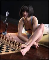 Laine: Chess Master by ThePaperTiger