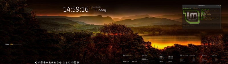 Dark Sunset by bmac6446