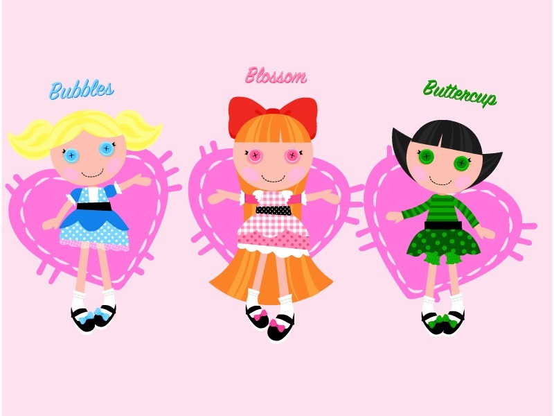 Lalaloopsy Ppg By Lala24ag On Deviantart