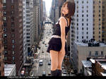 Japanese Giantess