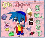 Ty-chan is a Sweet Treat
