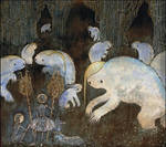 shephards of white dwarfs by barbarasobczynska