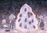 eskimo christmas tree