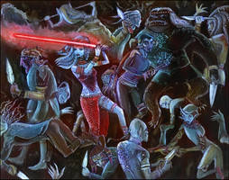 Mirrors of the Force. Part 6 by barbarasobczynska