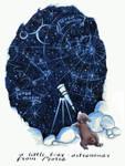 a bear-astronomer for Mikka