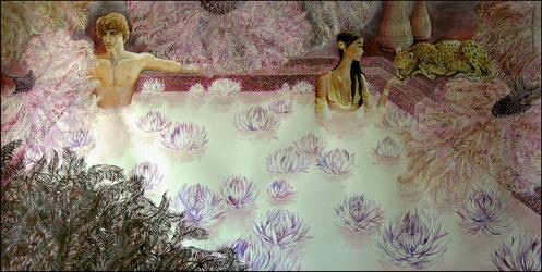 The Queen Cleopatra's Bath