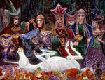 the supper of the last unicorn