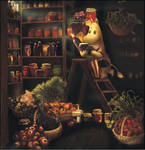 The Moominmamma's Pantry