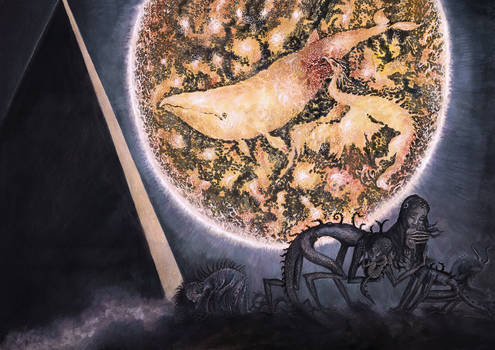 Conquistador of the Night Lands cover