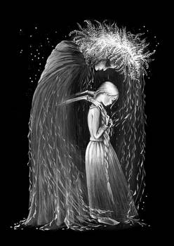 Tesknica, the Demon of the Longing