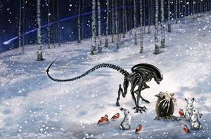 Nativity of the Alien