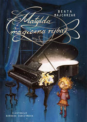 'Matylda i magiczna ryba' cover art