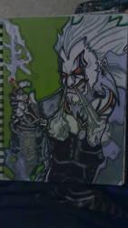 The Main Man Lobo