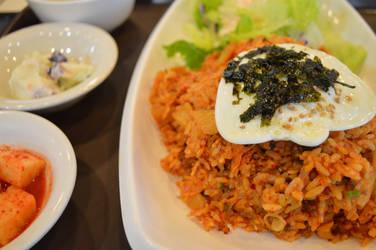Kimchi Fried Rice by foodboss