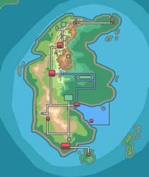 Anrui Map
