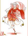 Chiyo Fan Art by angelgirl5132