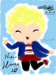 Chibi! Niall Horan by Stelza-chan