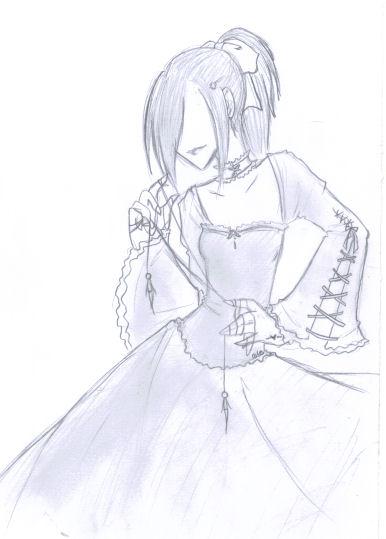 Mischievous Lady by Nekojimei