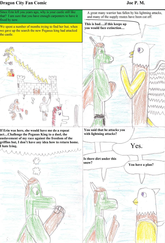 Dragon City Fan Comic 43 by Keyotea