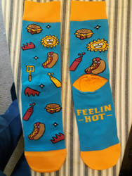 Feeling Hot Socks by Keyotea