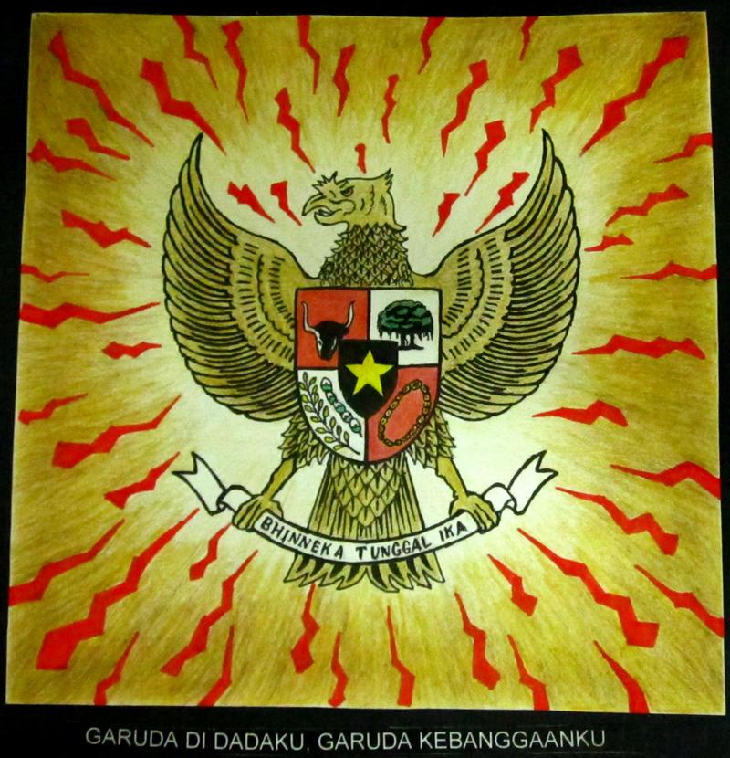 Garuda Di Dadaku By Puchee Pixeladdict On Deviantart