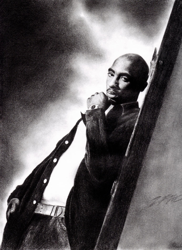 2Pac Against The World By IMOKDJ On DeviantART