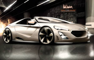Toyota FT-86 Concept by Sedatgraphic2011