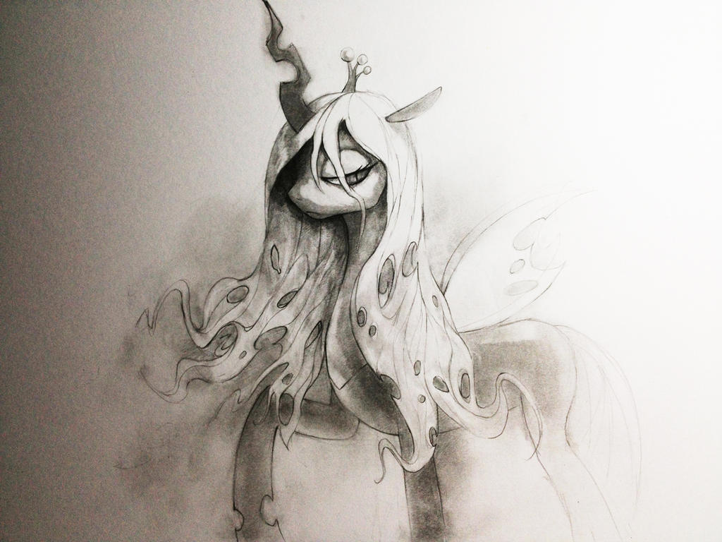 Chrysalis sketch 02 by murphylaw4me