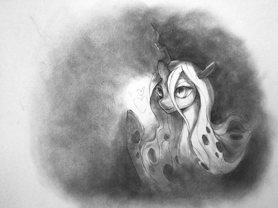 Chrysalis Sketch 03 by murphylaw4me