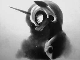 Wrath of Nightmare Moon by murphylaw4me