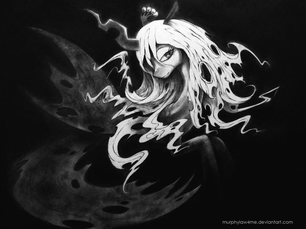 Queen of Darkness by murphylaw4me
