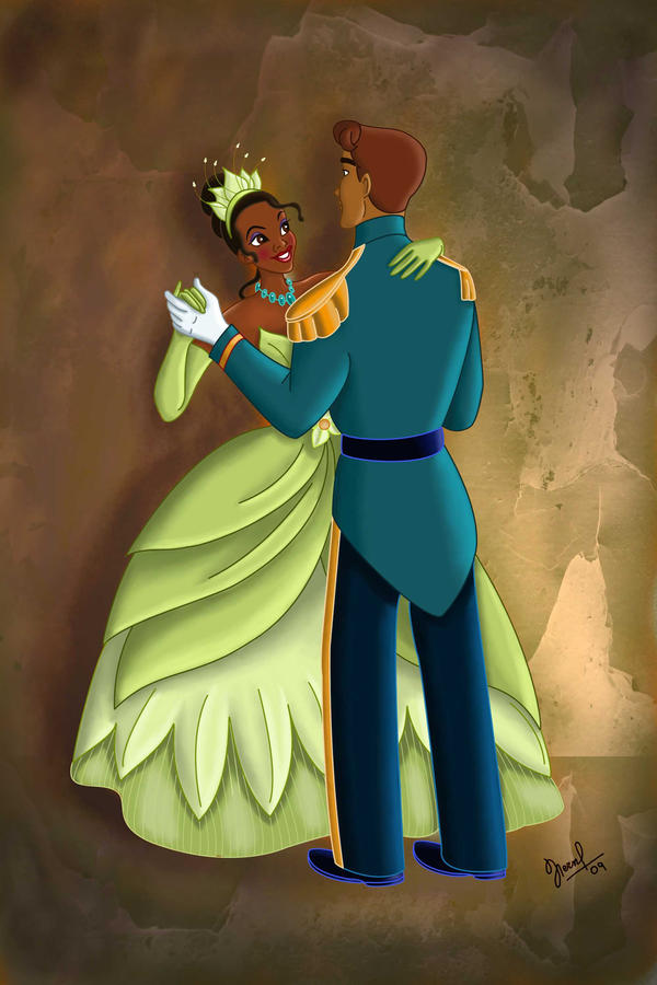 TIANA AND NAVEEN III VERSION 1 by FERNL on DeviantArt