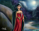 MOTHER GOTHEL by FERNL