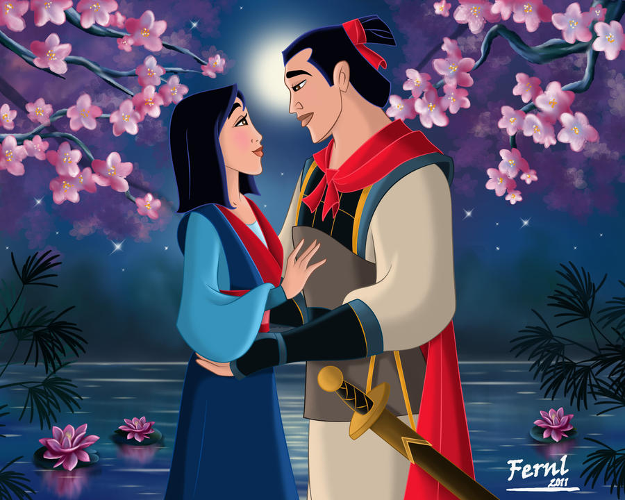 gender and stereotyping in mulan a film by walt disney