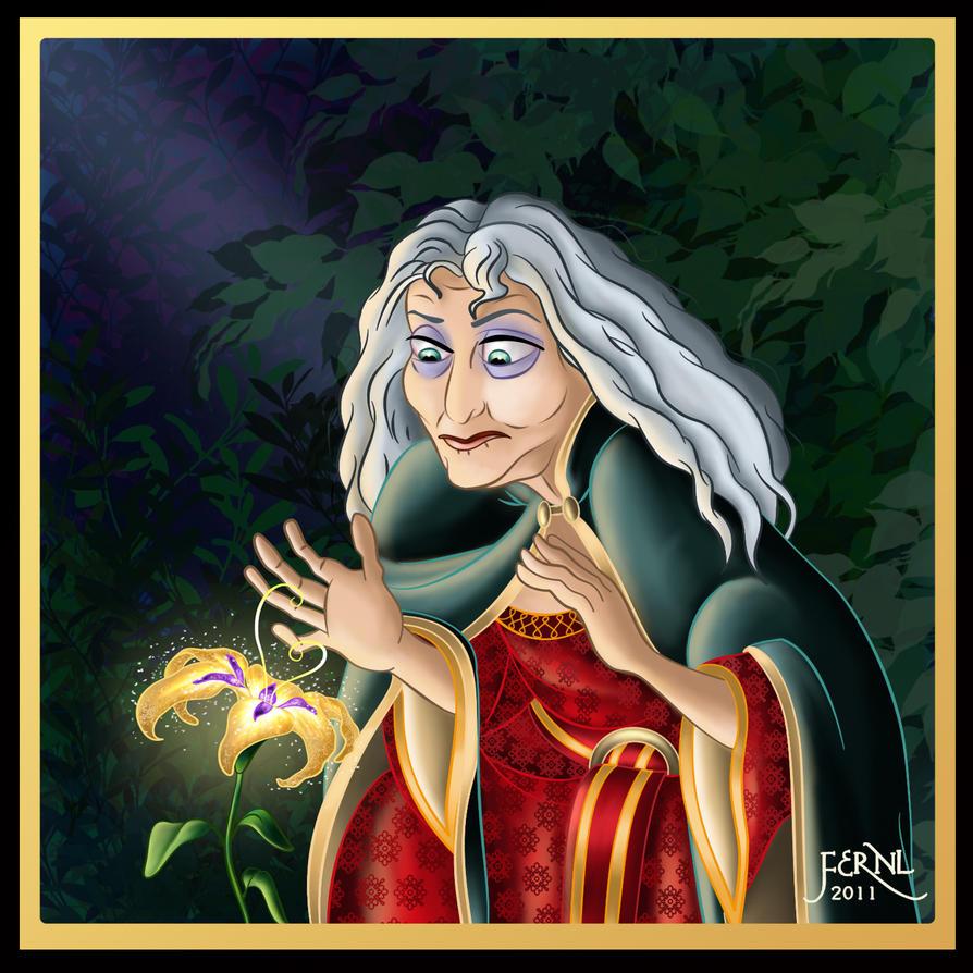 MAGIC FLOWER 1 by FERNL