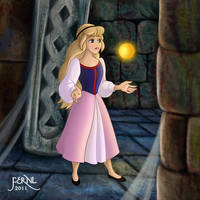 PRINCESS EILONWY by FERNL
