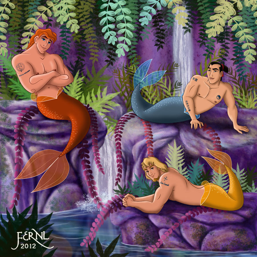 Мелодия русалки секс