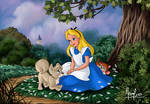 THE NEW FRIEND OF ALICE