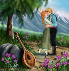 ROMANCE ON THE MOUNTAIN