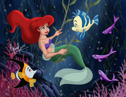 FUN UNDER THE SEA