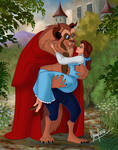 BEAUTY AND THE BEAST VERSION 2