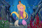 TANGLED UNDER THE SEA
