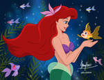 ARIEL AND CLEO