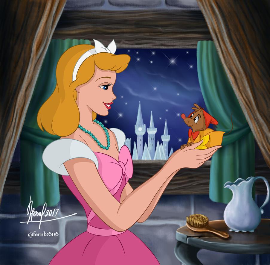 Disney Friendship Dress Cinderella: FERNL (PEDRO B L)