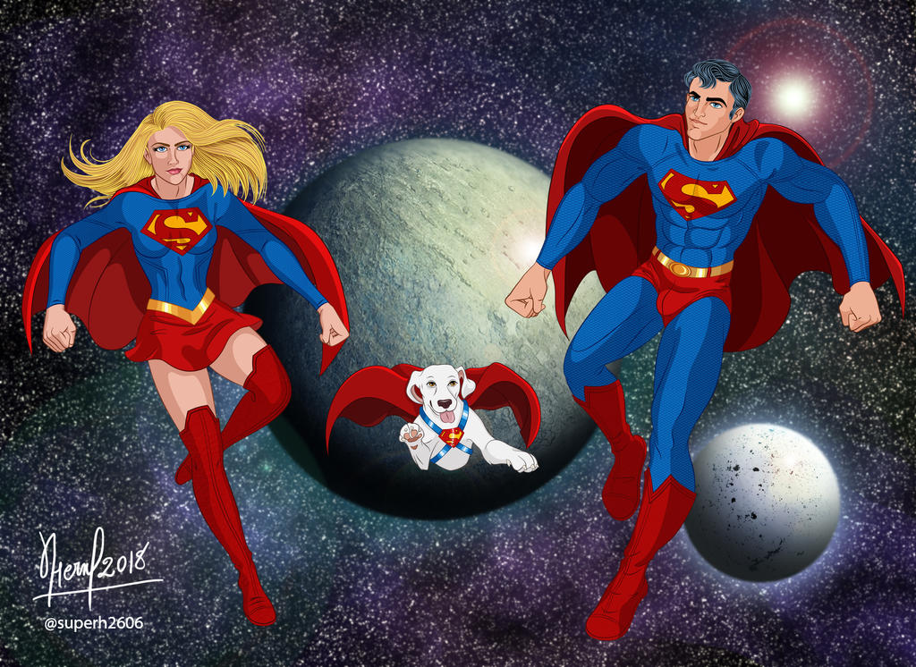 SUPER FAMILY by FERNL