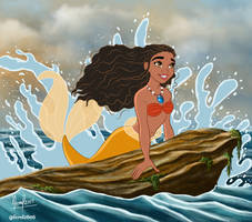 MOANA MERMAID